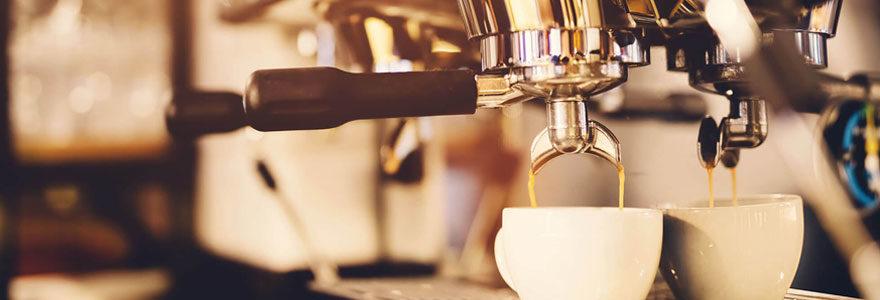 Types de machines à café